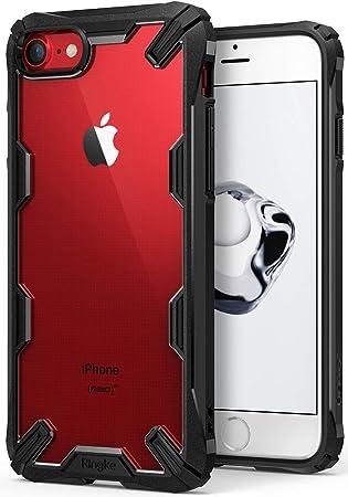 Ringke Fusion-X Diseñado para Funda iPhone 8, Funda iPhone 7 Protección Resistente Impactos Carcasa iPhone 8, Carcasa iPhone 7 Ergonómico Transparente ...