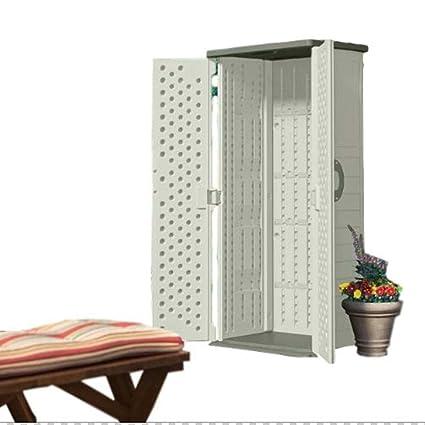 Wondrous Amazon Com Garden Plastic Shed Vertical Patio Storage Shed Download Free Architecture Designs Fluibritishbridgeorg