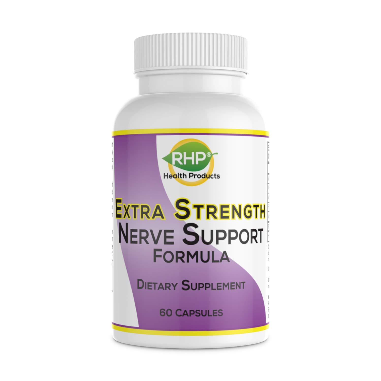 Amazon.com: RHP Extra Strength Nerve Support Formula: Health & Personal Care
