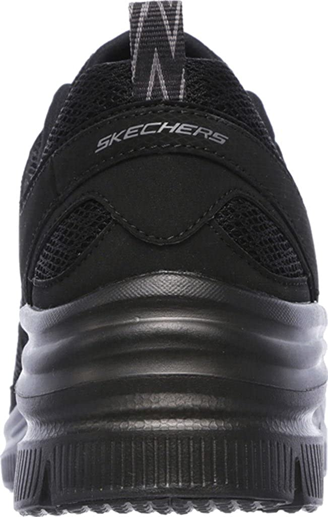 Nero Ginnica 12713 Donna it 35 Skechers Amazon Scarpa Scarpe Borse E nqTZaag