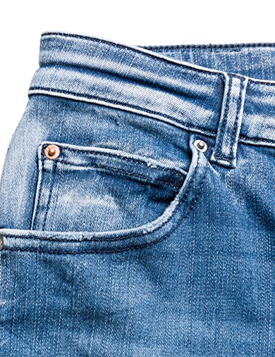Mujer 10 Pantalones Vaqueros Katewin Denim REPLAY Blue Azul Hyperflex Delgados para Light PYTYBx
