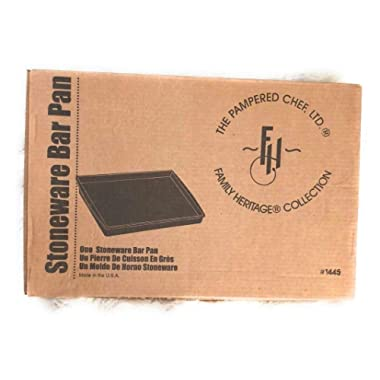 The Pampered Chef Large Bar Pan 14.75  x 10.5