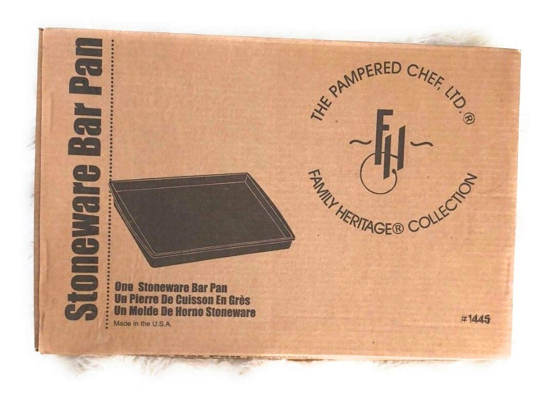 The Pampered Chef Large Bar Pan 14.75'' x 10.5''