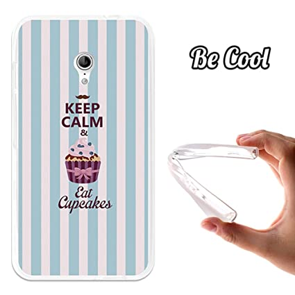Becool- Cover Gel Vodafone Smart Turbo 7, Case made out of the best Silicone
