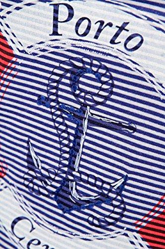 Hotspot Top PORTO CERVO Azul Oscuro