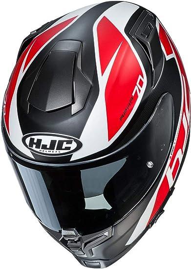 HJC RPHA 70 Pinot talla XXS color negro y rosa Casco para moto