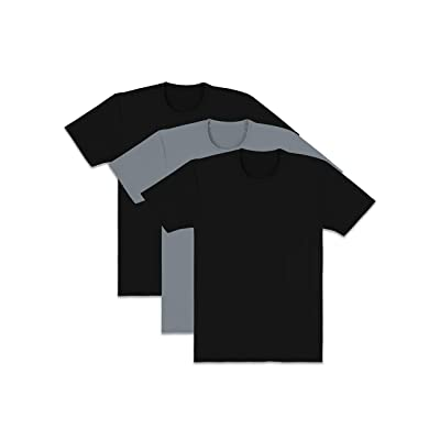 Fruit of the Loom Men's Everlight Active Crew T-Shirts at Amazon Men's Clothing store