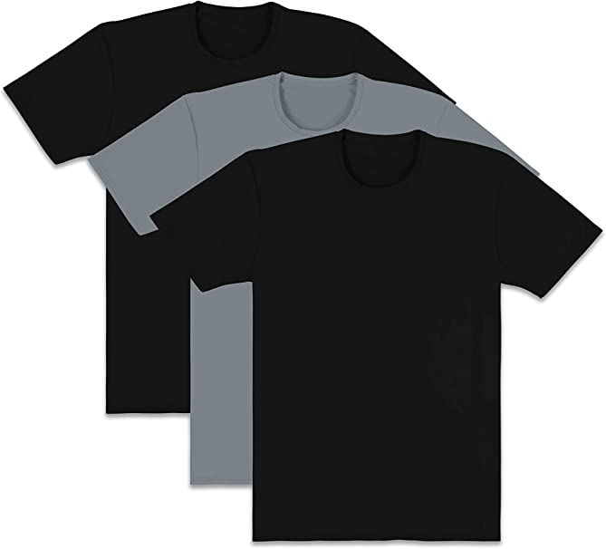 Fruit of the Loom Everlight Active Crew - Camiseta para hombre: Amazon.es: Ropa y accesorios