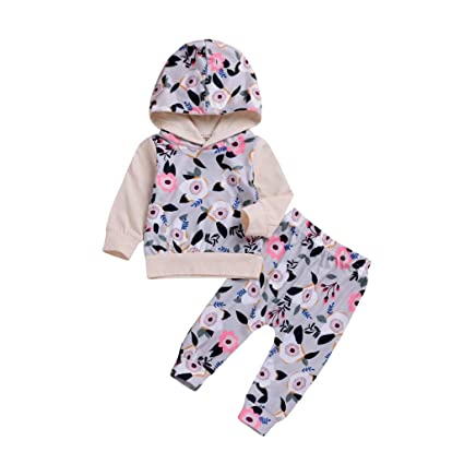b465b1353 Amazon.com  Infant Sport Tracksuit Sets for 0-3 Y