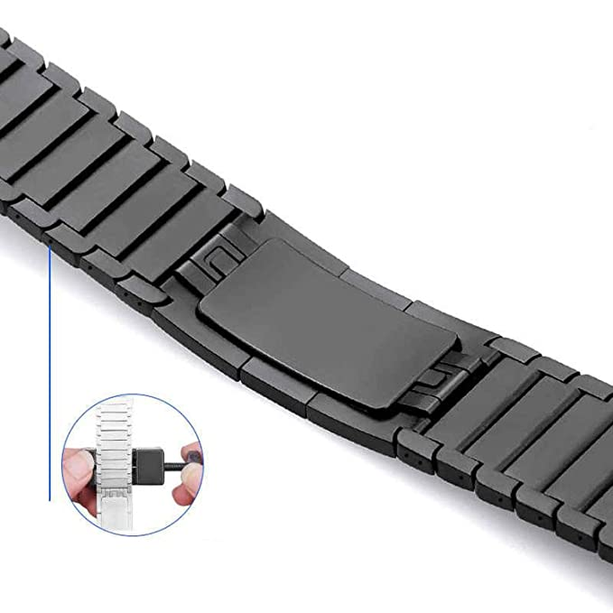 Amazon.com: Strap for Watch 4 Correa for Iwatch Band 44mm ...