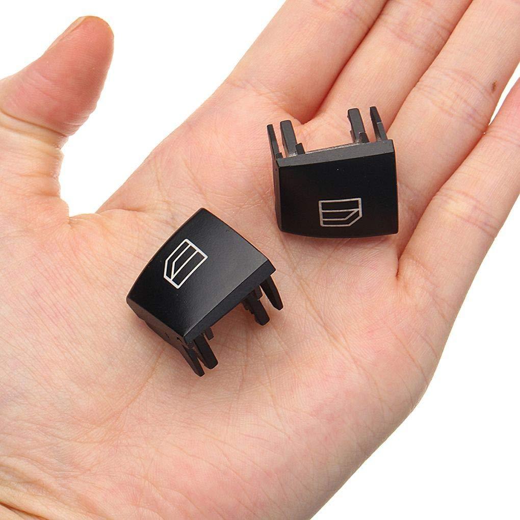 ML GL W164 W251 X164 Interruptor de bot/ón Ventana Tapa 2518300390 2518300590 GL320 GL350 Aiming 1 par de la Clase R de Mercedes