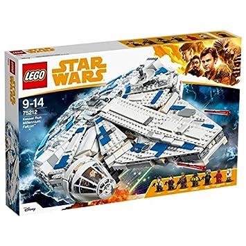 LEGO 75212 Star Wars Kessel Run Millennium Falcon: Amazon.co.uk ...