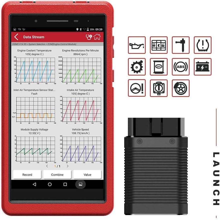 Bi Directional Scan Tool >> Launch X431 Pros Mini Bi Directional Diagnostic Scan Tool Full System Automotive Obd2 Scanner Code Reader Immo Injector Ecu Coding Tpms Abs Bleeding