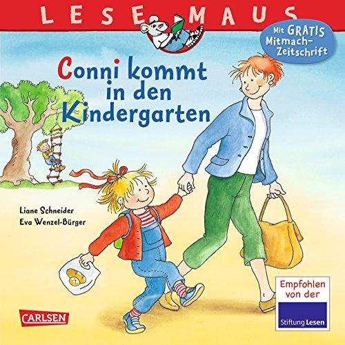 LESEMAUS, Band 28: Conni kommt in den Kindergarten