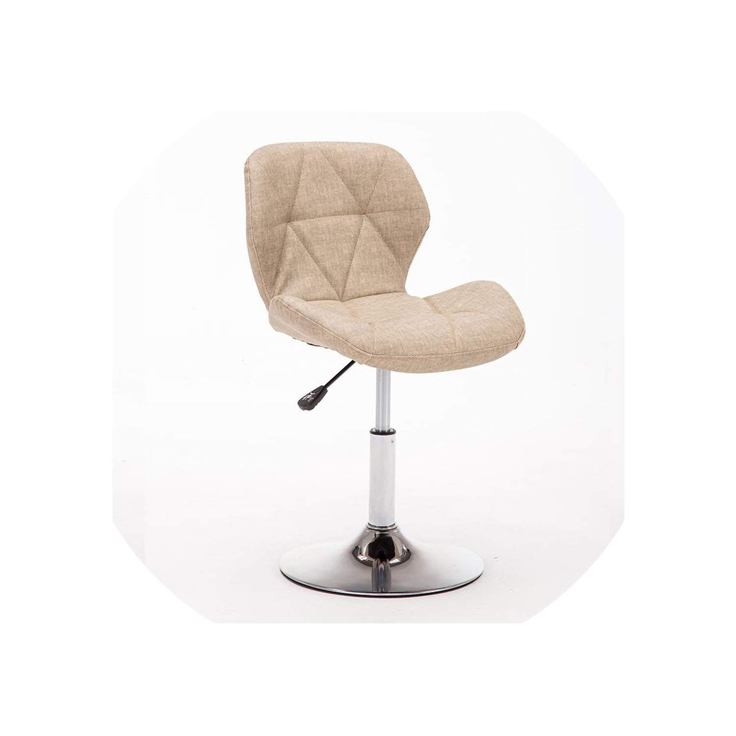 Style 21 tthappy76 New Bar Stools Bar Chair redating Lift Chair High Stools Home Fashion Creative Beauty Stool Swivel Chair,Style 9