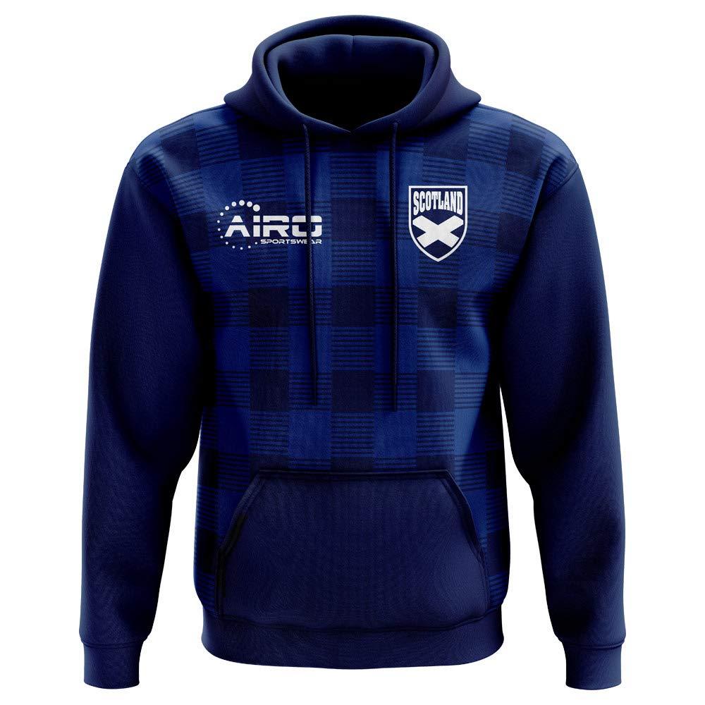 Airo Sportswear 2018-2019 Scotland Tartan Concept Football Hoody