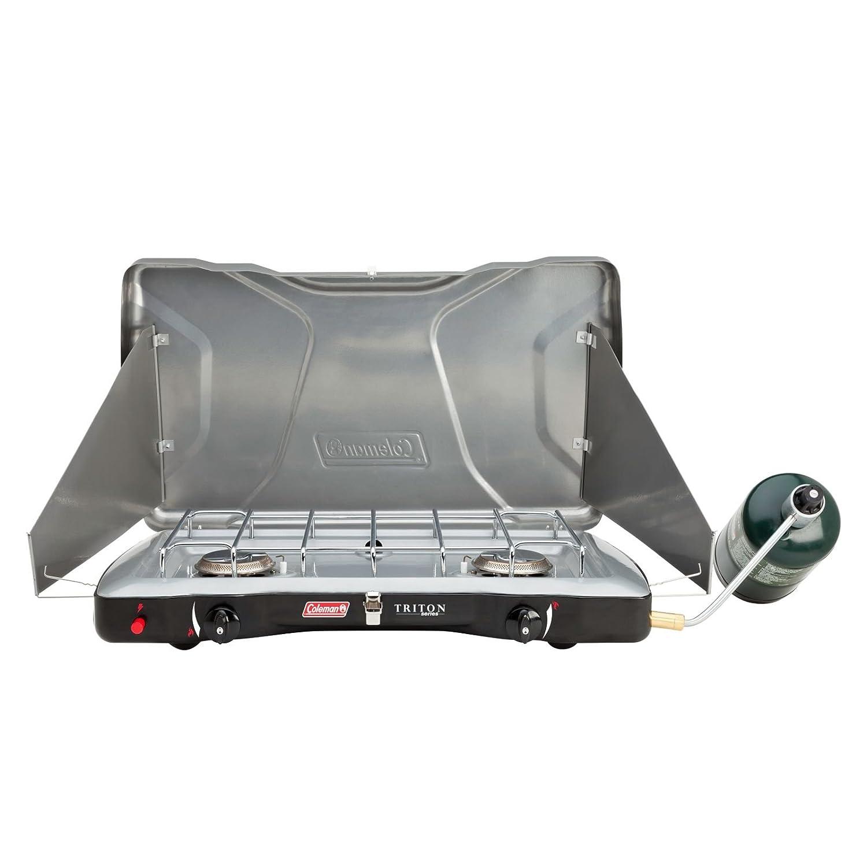 Coleman Gas Stove Portable Propane Gas Camp Stove Triton