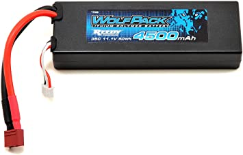 Amazon.es: AE Wolf Pack Lipo 4500 mAh 35 C 11.1 V