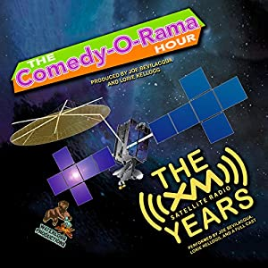 https://www.amazon.com/Comedy-O-Rama-Hour-XM-Satellite-Years/dp/B01K3II1Y0/ref=sr_1_1?s=books&ie=UTF8&qid=1471204173&sr=1-1&keywords=waterlogg+productions