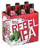 Samuel Adams Rebel IPA Beer, 6 pk, 12 oz Bottles, 6.5% ABV