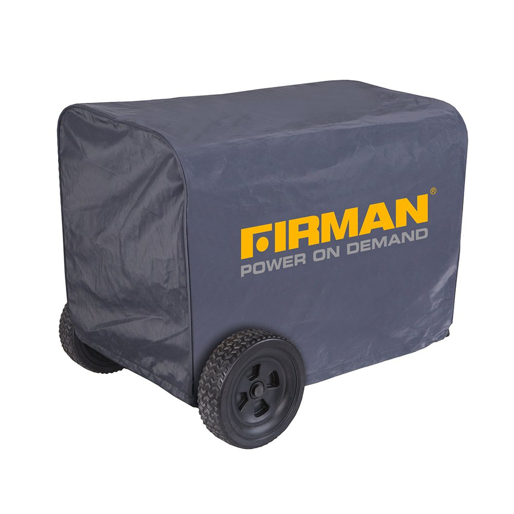 Firman 1009 5,700/8,000 Watt Generator Cover, 1, Black by Firman