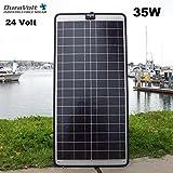DuraVolt Trolling Motor Charger – 24 Volt solar charger – 35.0 Watt 24V 1A – Plug & Play – for Boats