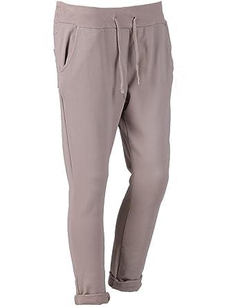 9e7180ead30 LushStyleUK New Ladies Italian Stretchable Waist Trouser Women Cotton  Jeggings Plus Sizes (Beige)  Amazon.co.uk  Clothing