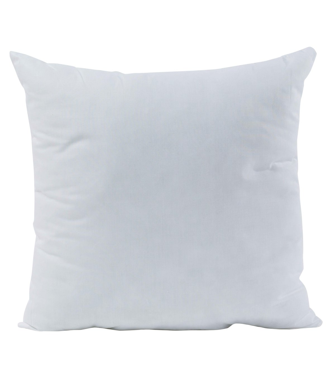 Fairfield Poly-Fil Premier Oversized Pillow Insert 22 x 22 White
