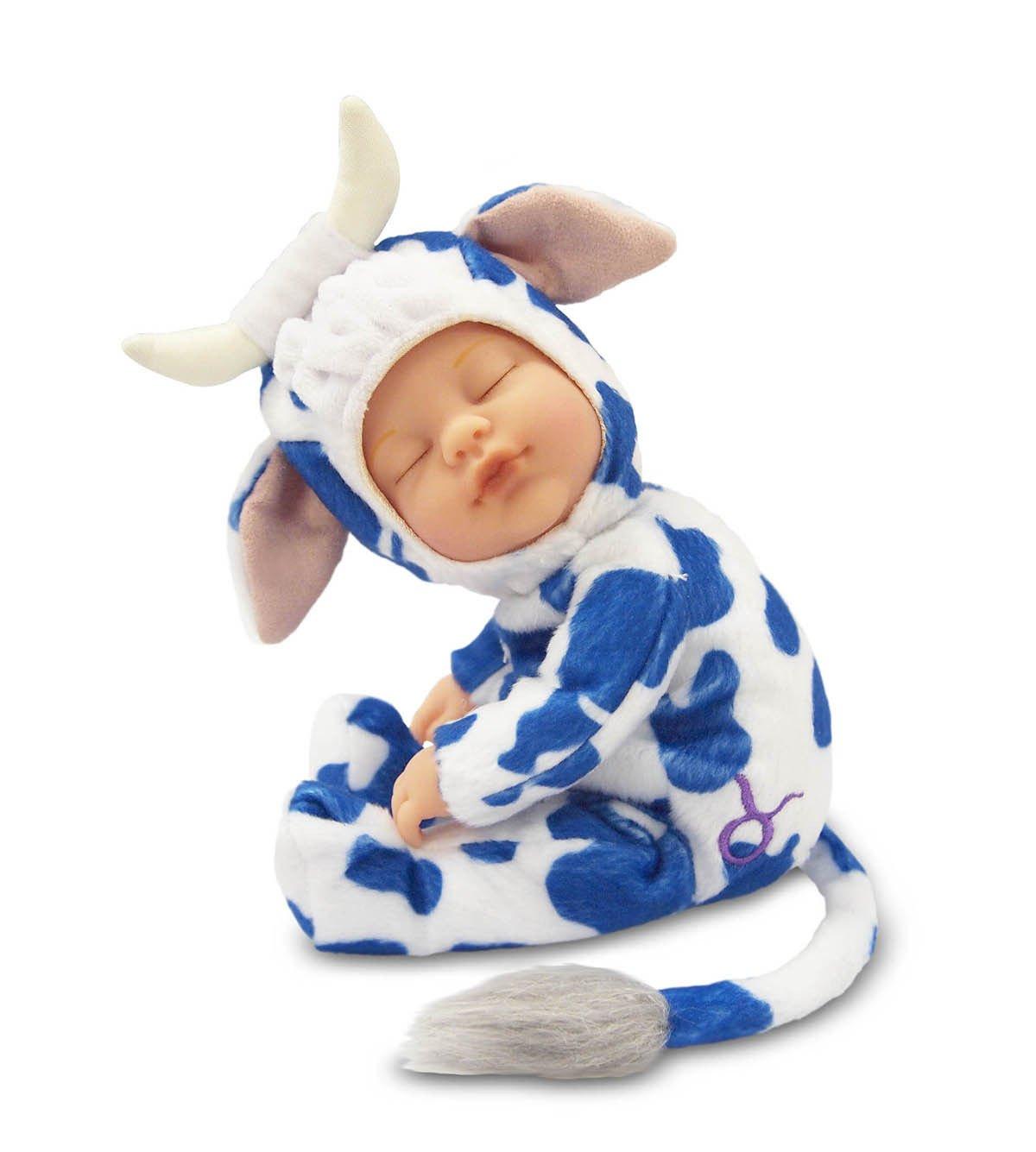 Anne Geddes Zodiac Collection Taurus Soft Toy