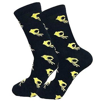 Círculo juego Meme Calcetines de vestir Calcetines divertidos Calcetines locos Calcetines de algodón ocasionales para hombres, mujeres,adultos, niños,niñas, ...