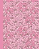 Journal: Baby Pegasus (Pink) 8x10 - LINED JOURNAL - Journal with lined pages - (Diary, Notebook) (Baby Animals Lined Journal Series)