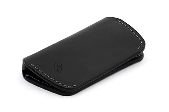 Bellroy Leather Key Cover Black at Amazon Men s Clothing store  cec7bc186