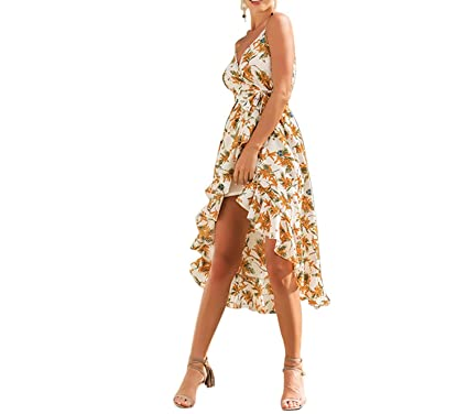 63ebe58d44c8e5 Colorful Summer 2018 Women s Dresses Spring Summer Vacations Dress ...