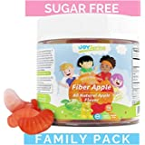 Amazon Com Fiber Advance Gummies For Kids Daily Fiber