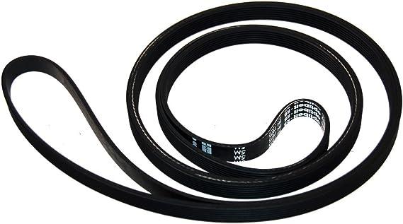 Zanussi Sèche-linge Courroie D/'entraînement 1975H7 ZDC5375W ZDC67550W ZDC67560W ZDC68560W
