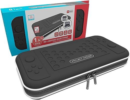 Funda para Nintendo Switch, caso de viaje de protección dura de ...