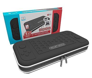 Funda para Nintendo Switch, caso de viaje de protección dura ...