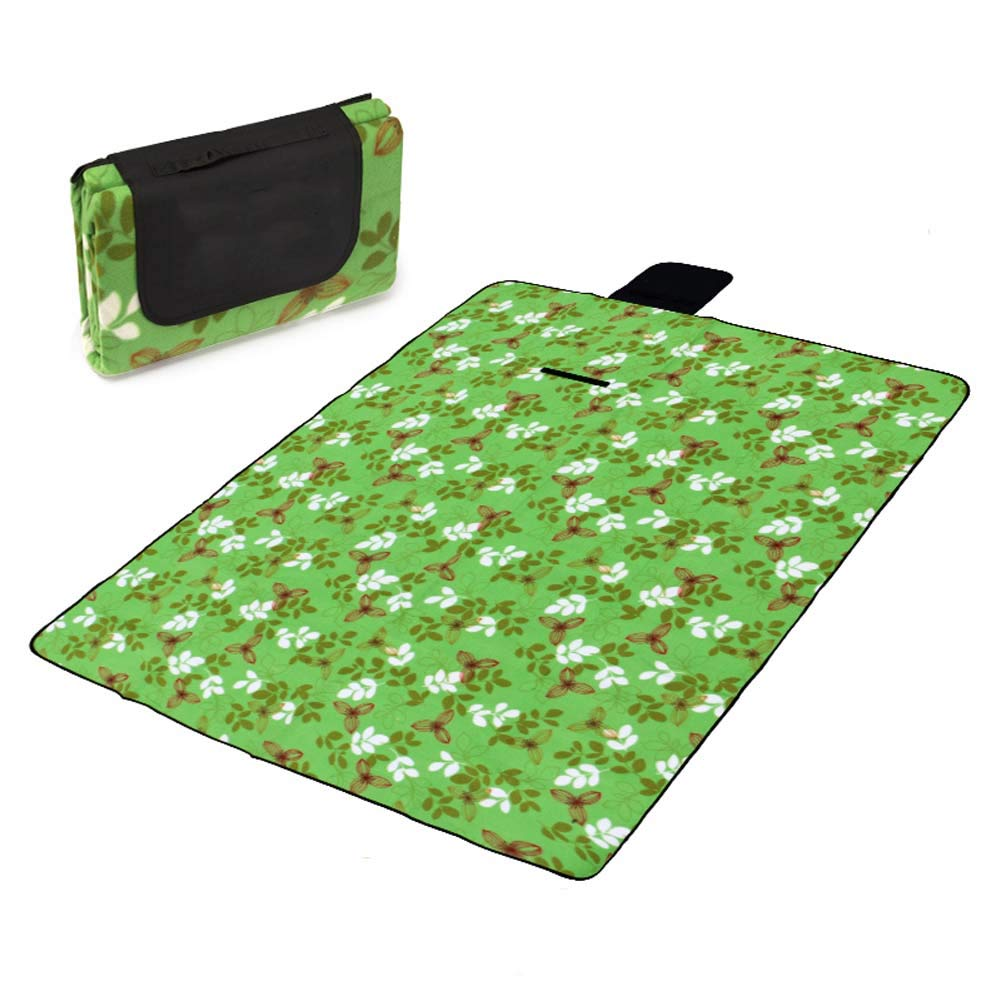 DADAO Beach Mat Sand Free Waterproof Extra Large,Perfect for Hiking, Camping, Music Festivals, Outdoor Sporting Events, Picnics and More!,5,200x200cm