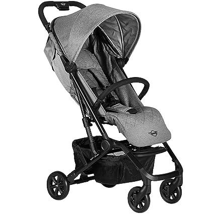 Easywalker Mini Soho 2019 - Silla de paseo (talla XS), color gris