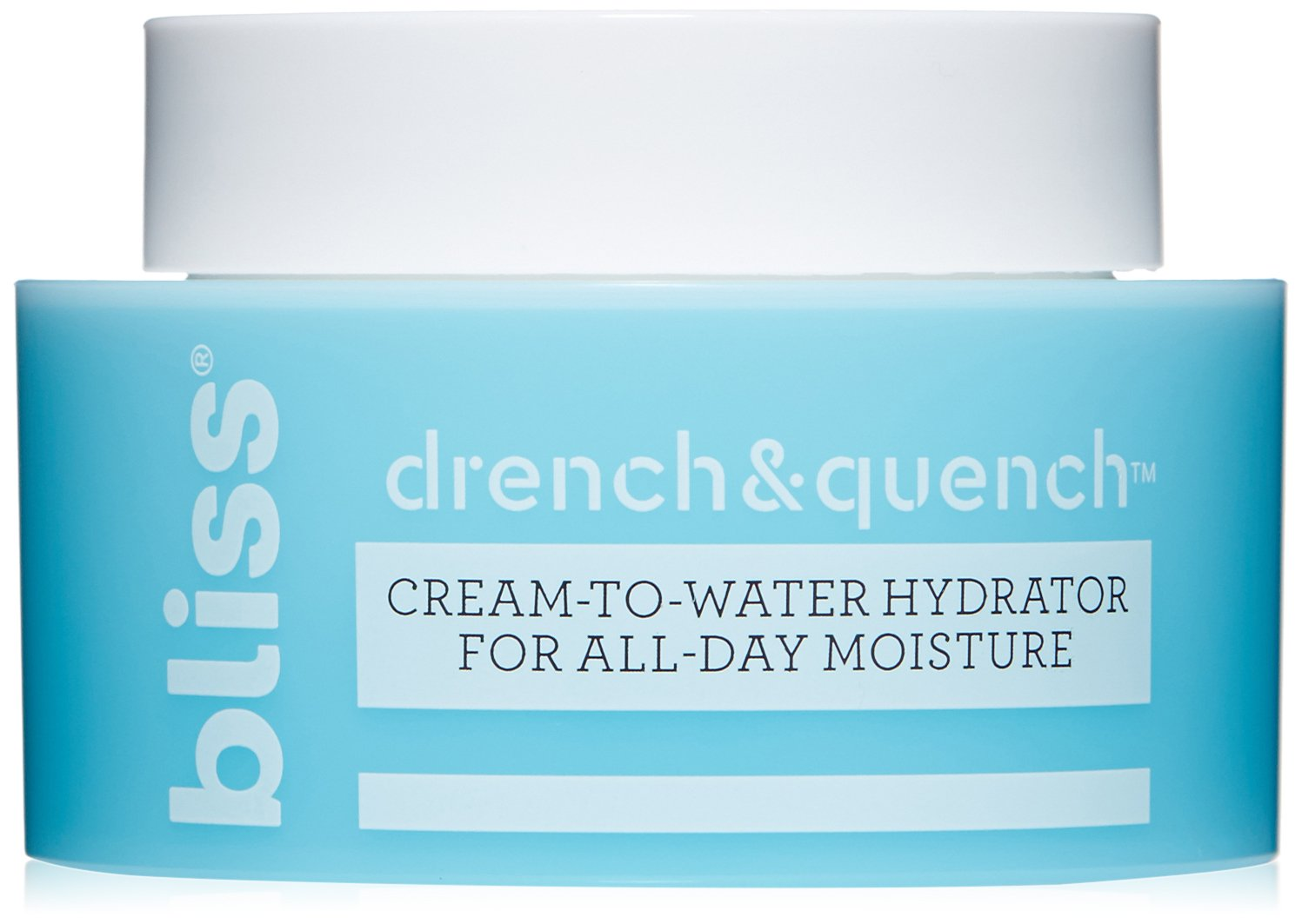Bliss Drench and Quench Cream-To-Water Hydrator