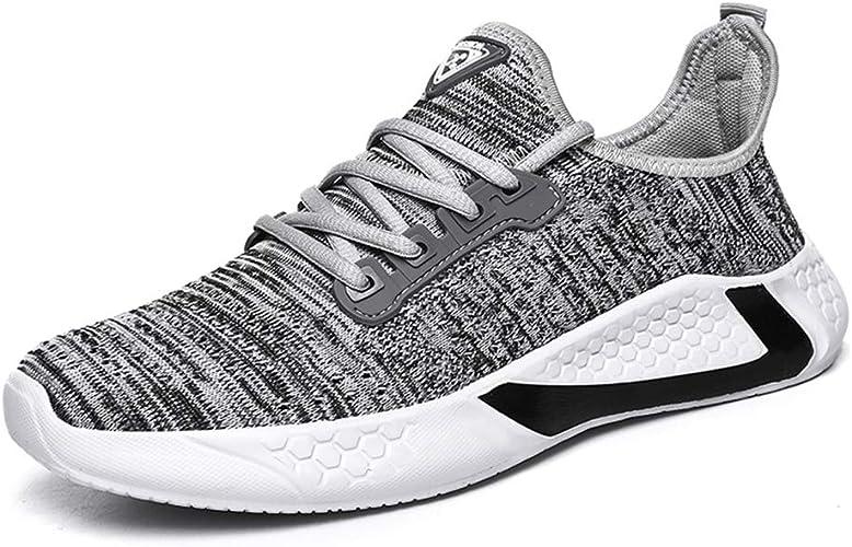tqgold® Zapatillas Deportivas Hombre Zapatos Deportivos Running Zapatillas para Correr Fitness Gimnasio Sneakers: Amazon.es: Zapatos y complementos