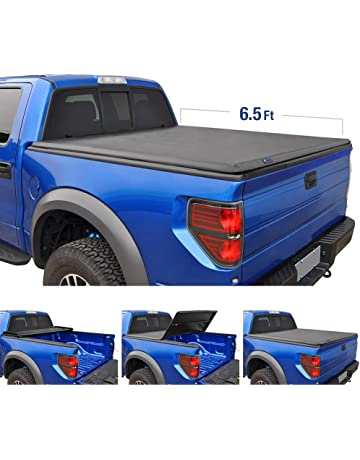 2002 ford f150 supercrew bed size