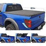 "Tyger Auto TG-BC3C1007 Tri-Fold Tonneau Truck Bed Cover (For 2014-2016 Silverado/Sierra 1500 & 2015 Silverado/Sierra 2500 HD/3500 HD 6.5' (78""))"