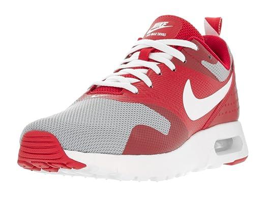 Nike Kids Air Max Tavas (GS) University Red/White/Wolf Grey Running