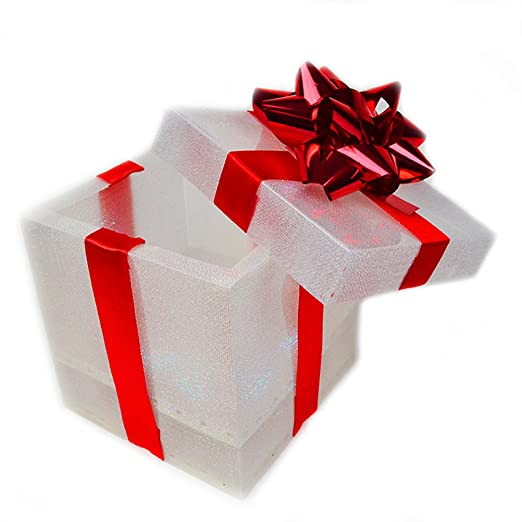 Light Up Gift Boxes that actually open