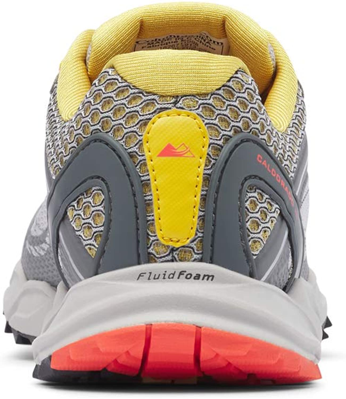 Scarpe da Trail Running Donna Columbia Caldorado III 41 EU Slate Grey, Corange 098 Grigio