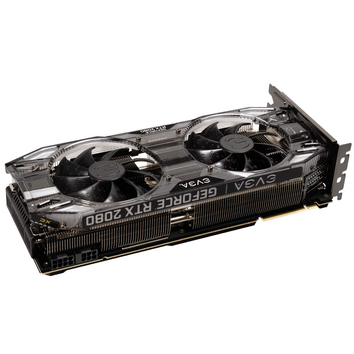EVGA GeForce RTX 2080 XC ULTRA GAMING, 8GB GDDR6, Dual HDB Fans & RGB LED Graphics Card 08G-P4-2183-KR by EVGA (Image #6)