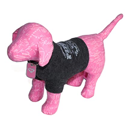 cdcc4f342f Image Unavailable. Image not available for. Color  Victoria s Secret Plush  Dog  quot The Pinks Love ...
