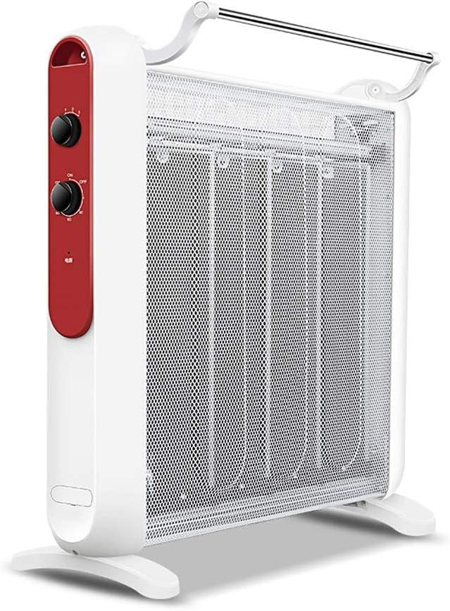 ウォーマー、白抗火傷スペースヒーターベッドルームヒーター内蔵の加湿ボックス、2100W3ファイル調整 @ (Size : 2100W)