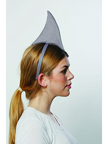 HMS Adult Unisex Costume Shark Headband  sc 1 st  Amazon.com : shark costume hat  - Germanpascual.Com